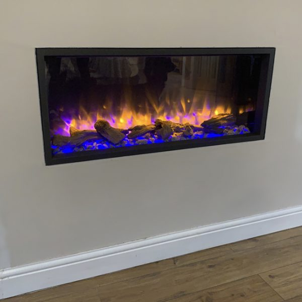 AN Fireplaces Stove in living room - Gallery G1