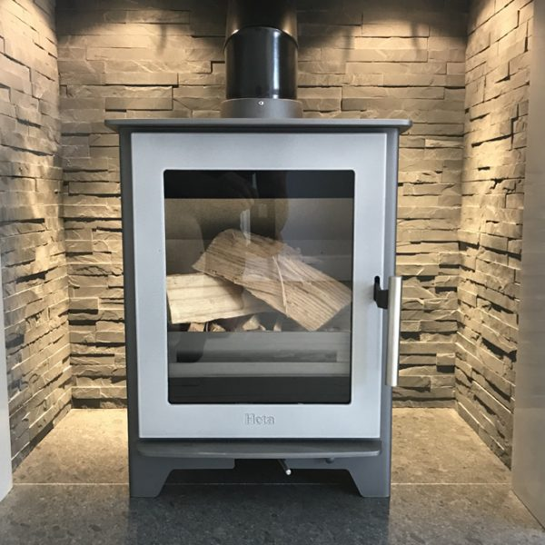 AN Fireplaces Stove in living room - Gallery G2