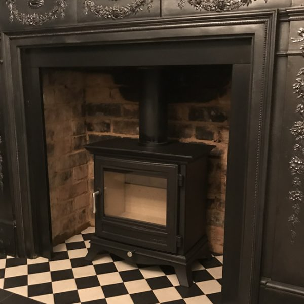 AN Fireplaces Stove in living room - Gallery G3