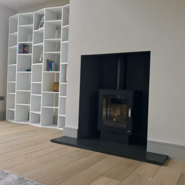 AN Fireplaces Stove in living room - Gallery G4